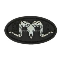 Патч Maxpedition Ram Scull Glow (RAMSZ)